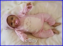 Silicone Baby Doll Reborn 20 Newborn Babies Full Dolls soft vinyl OtardDolls