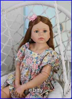 Standing Reborn Toddler Dolls 39 Gils Reborn Baby Dolls Vinyl Full Body Dolls