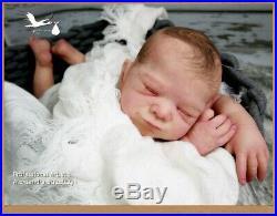 Studio-Doll Baby Reborn BOY JOY by ADRIE STOETE so real