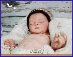 Studio-Doll Baby Reborn BOy Dawid by tina Kewy 21'' so real