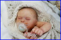Studio-Doll Baby Reborn Boy AGNES by JULIA HOMA limited edition so real