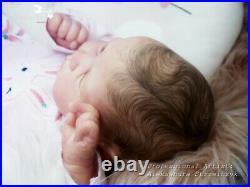 Studio-Doll Baby Reborn GIRL FIONA by Elisa Marx SO CUTE BABY