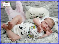 Studio-Doll Baby Reborn GIRL HANNAH by REVA SCHICK so real