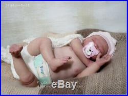 Studio-Doll Baby Reborn GIRL SWEETIE by Adrie Stoete limited ed NEW PRICE