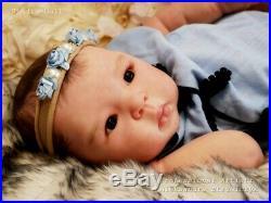 Studio-Doll Baby Reborn GIRL SYY KUI by ADRIE STOETE so real