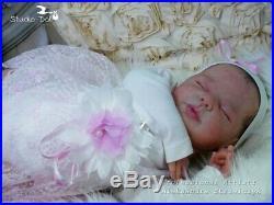 Studio-Doll Baby Reborn GIRL VALENTINA by ELISA MARX so real