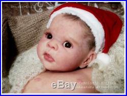 Studio-Doll Baby Reborn Girl ERIC by ADRIE STOETE so real