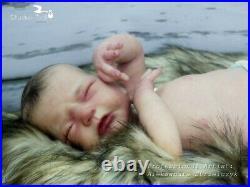 Studio-Doll Baby Reborn boy LUCIA by Adrie Stoete SO CUTE BABY limit. Edit