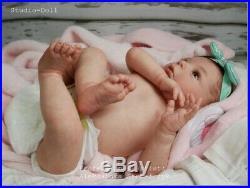 Studio-Doll Baby Reborn boy NICLAS by GUDRUN LEGLER so real