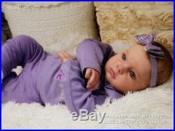 Studio-Doll Baby TODDLER baby TATIANA by REVA SCHICK 28 inch