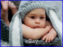 Studio-Doll Baby Toddler Boy CHARLOTTE by THOMAS DYPRAT 24 inch
