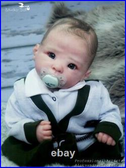 Studio-Doll Baby baby boy ANDI by LINDA MURRAY 21 inch