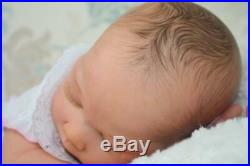 Stunning David Kewy Reborn So Real Baby Girl Doll Nubornz Nursery