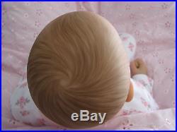 Stunning Soft Silicone Vinyl Sleeping Newborn Reborn Baby Dolls-GHSP-Boy or Girl