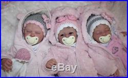 Süsses Reborn Baby Elsie by M. May brand neu sweet doll new so sweet