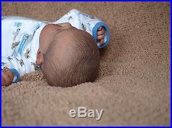 Sweet Realistic Reborn Baby Boy Doll Eli