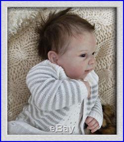 TINKERBELL NURSERY Helen Jalland reborn baby doll Prototype Michelle Fagan