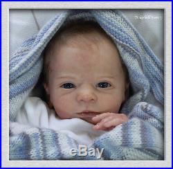 TINKERBELL NURSERY Helen Jalland reborn newborn baby boy doll PROTOTYPE