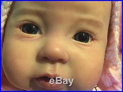 TINKERBELL NURSERY Helen Jalland reborn newborn baby doll PROTOTYPE