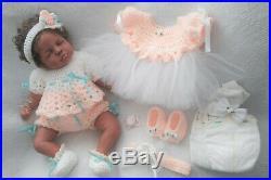 Tabatha (20 Reborn Art Doll) Ready to go Home