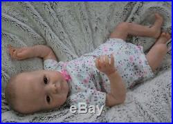 Tink by Bonnie Brown, reborn baby art doll, signed COA -1st LE