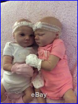 Twin RealBorn babies doll