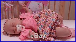 Wendy Dickison Sunbeambabies Lifelike Reborn Doll Baby Girl Bald Or Painted Hair