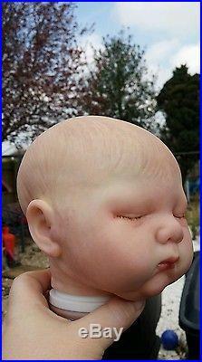 Wendy Dickison Sunbeambabies Reborn Doll Baby Girl Soft Silicone Vinyl